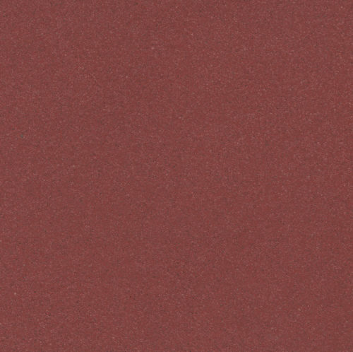 crimson color sample for custom concrete